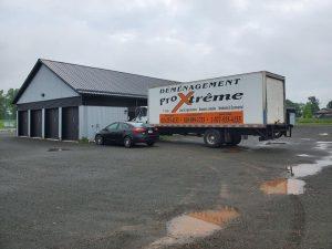 Camion de déménagement - Déménagement Pro-Xtreme